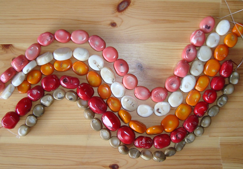 Coral Ovals