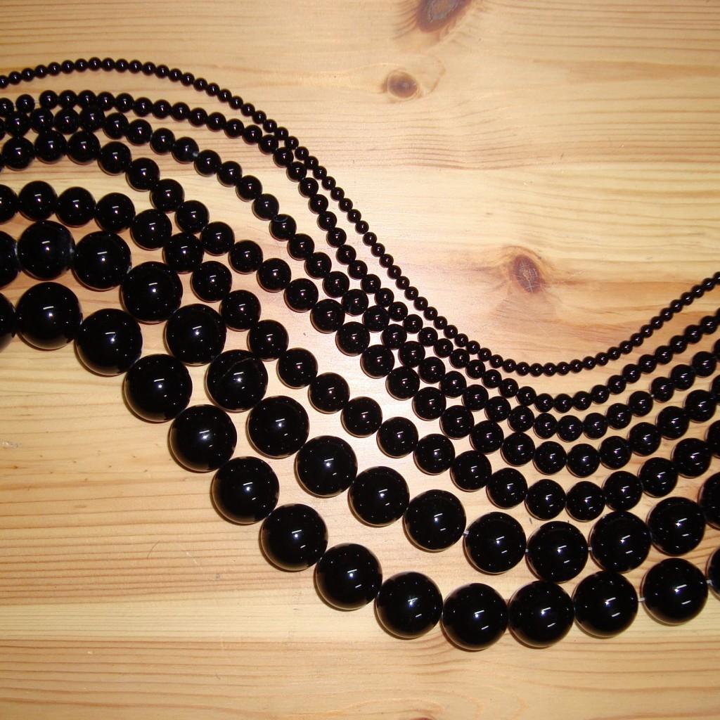Onyx Round Beads