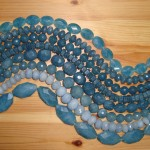 Angelite Faceted